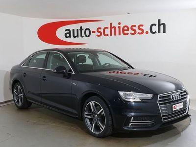 gebraucht Audi A4 2.0 TDI Sport S-line
