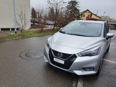 gebraucht Nissan Micra IG-T 100 n-connecta Xtronic