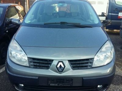 gebraucht Renault Grand Scénic 2.0 16V Fairway