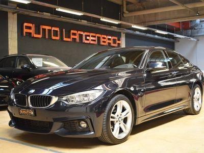 gebraucht BMW 420 Gran Coupé d xDrive M-Sport Steptronic