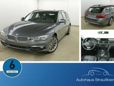 gebraucht BMW 320 d Touring Luxury-Line Purity LED PDC AHK