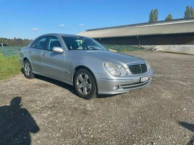 gebraucht Mercedes E320 E-Klasse Mercedes benzCDI