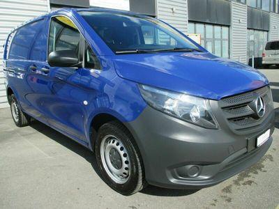 gebraucht Mercedes Vito Vito 114 BlueTEC Euro 6114 BlueTEC Euro 6