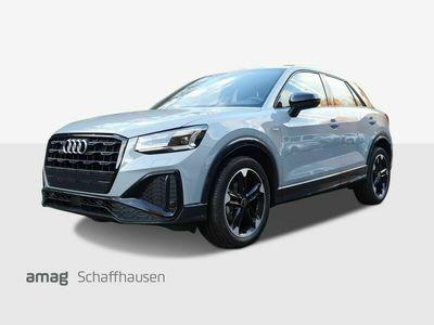 gebraucht Audi Q2 35 TFSI S line S-tronic