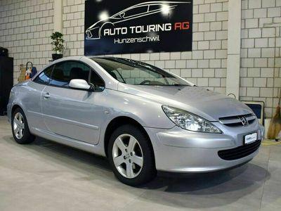 gebraucht Peugeot 307 CC  2.0 16V 138