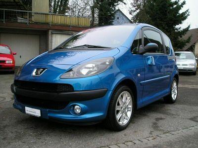gebraucht Peugeot 1007 1.6i AUTOMAT