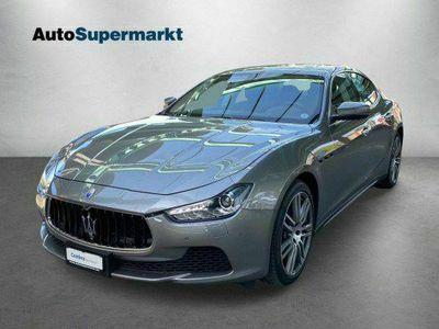 gebraucht Maserati Ghibli S Q4 3.0 V6