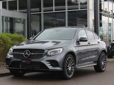 gebraucht Mercedes 250 GLC CoupéAMG 4Mat