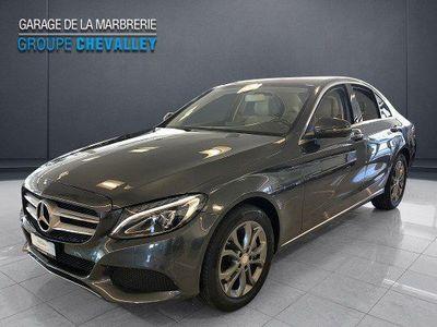 gebraucht Mercedes C250 C-KlasseAvantgarde