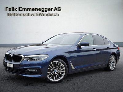 gebraucht BMW 530 e Sport Line