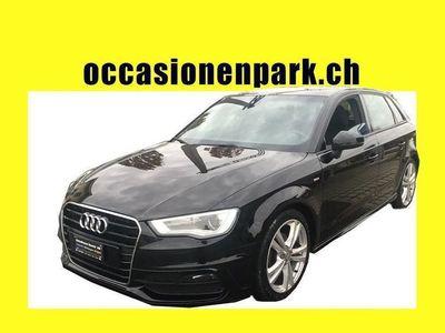 gebraucht Audi A3 Sportback 2.0 TDI Ambition