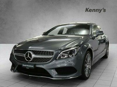 gebraucht Mercedes CLS350 d AMG Line 4Matic