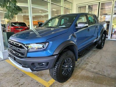 gebraucht Ford Ranger DKab.Pick-up 2.0 EcoBlue Raptor