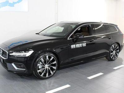 gebraucht Volvo V60 T6 AWD Inscription Geartronic