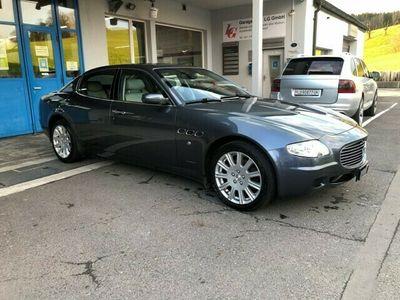 gebraucht Maserati Quattroporte Quattroporte 4.2 V8 DuoSelect4.2 V8 DuoSelect