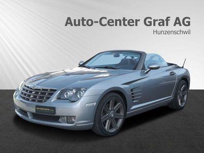 gebraucht Chrysler Crossfire Roadster 3.2 V6 18V