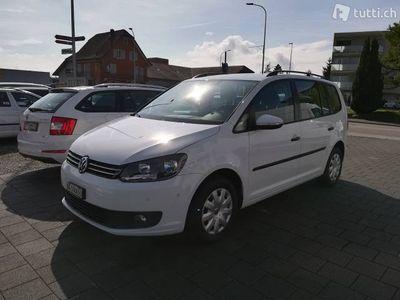 gebraucht VW Touran 1.6Tdi