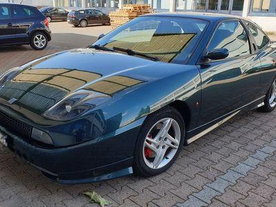 gebraucht Fiat Coupé CoupéTurbo Plus Lord Green