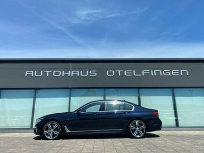 gebraucht BMW 750L  d xDrive Steptronic