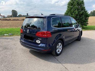 gebraucht VW Sharan 2.0 TDI mit 75000km 14.12.2012