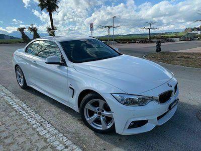 gebraucht BMW 428 4er i Cabriolet Sport Line Steptronic