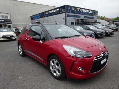 gebraucht DS Automobiles DS3 Cabriolet 1.6 VTi SO Chic Automatic