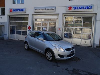 gebraucht Suzuki Swift 1.2i 16V GL 4x4