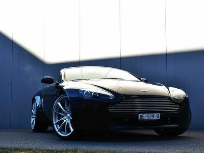 gebraucht Aston Martin V8 Vantage V8/V12 Vantage4.7 Sportshift Roadster