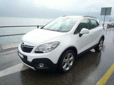 gebraucht Opel Mokka 1.4i 16V Turbo Enjoy 2WD Automatik