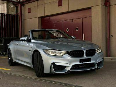 gebraucht BMW M4 Cabriolet Competition DKG
