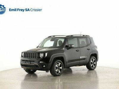 gebraucht Jeep Renegade 1.3 Trailhawk 4xe