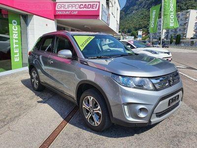 gebraucht Suzuki Vitara 1.6 diesel 4x4 automatica