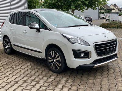 gebraucht Peugeot 3008 3008 eDisell Hybrid4 Frisch MFK