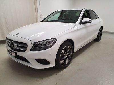 gebraucht Mercedes C220 C-Klassed Swiss Star Avantg. 4m