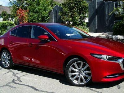 gebraucht Mazda 3 Sedan SKYACTIV-X M Hybrid 180 Revolution Automat