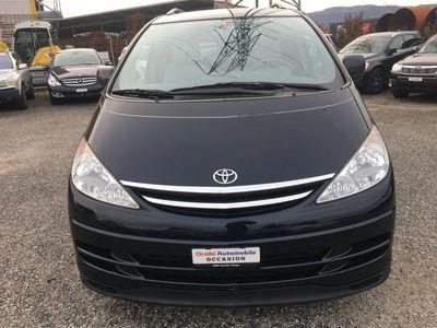 gebraucht Toyota Previa 2.4 Linea Luna