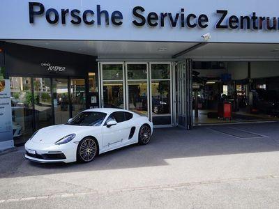 gebraucht Porsche 718 Cayman GTS Cayman 2.5 PDK