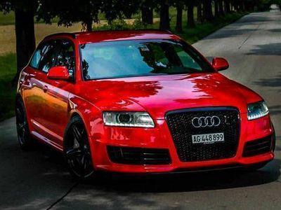 gebraucht Audi RS6 exclusive