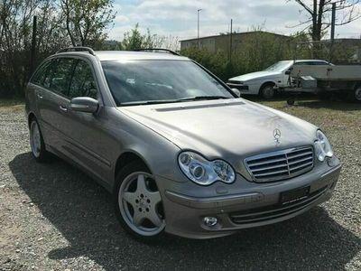 gebraucht Mercedes C320 C-KlasseElégance 4Matic Automatic