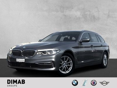 gebraucht BMW 520 5er d xDrive TouringLuxury