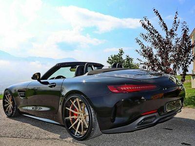 gebraucht Mercedes AMG GT C GTRoadster