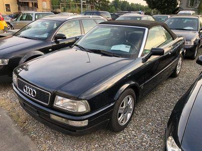gebraucht Audi Cabriolet 2.0L 115 Ps