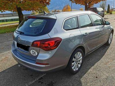 gebraucht Opel Astra Sports Tourer 2.0 CDTI Sport