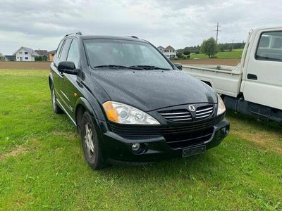 gebraucht Ssangyong Kyron 200 Xdi 4WD Comfort Automatic