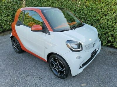 gebraucht Smart ForTwo Coupé Fortwo edition # 1edition # 1