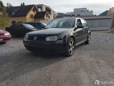 gebraucht VW Golf 4Motion