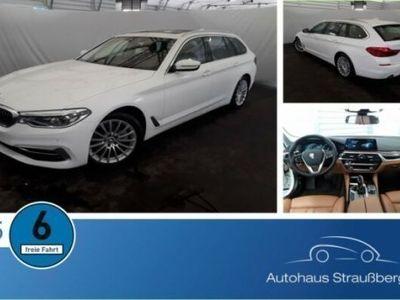gebraucht BMW 520 i Touring NP: 76.000€ DAB ACC LED PDC
