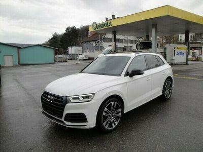 gebraucht Audi SQ5 SQ5 3.0 TFSI quattro S-tronic3.0 TFSI quattro S-tronic