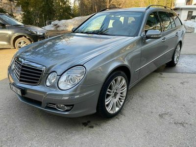 gebraucht Mercedes E320 E-Klasse E320cdi 4matic E-Klasse4matic