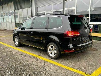 gebraucht VW Sharan 2.0 TDI BMT Allstar 4Motion DSG 184 PS